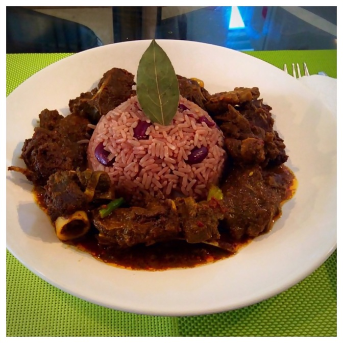Curry Goat…..Caribbean Style!